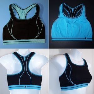 Champion Seamless Reversible Sports Bra